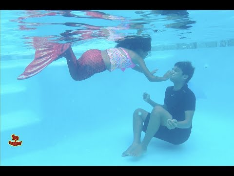 Thumbnail: Mermaid VS Shark Eggedon Using Real Eggs Roulette Game | Toys Academy