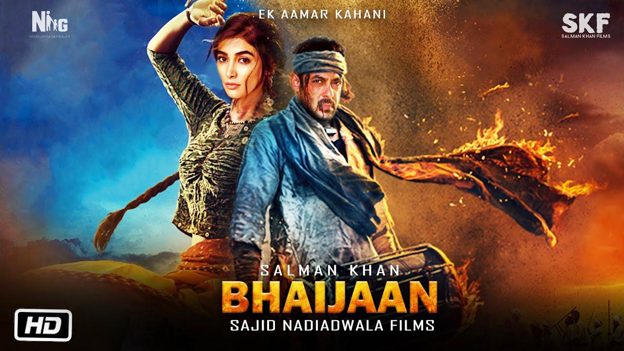 Download Bhaijaan Movie Official Trailer  | Salman Khan |  Pooja Hegde | Aayush Sharma  | Bhaijaan Movie