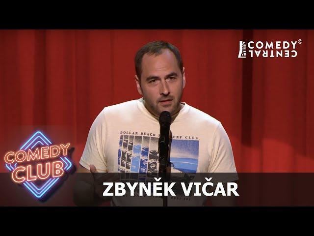Vtipná jména | Zbyněk Vičar
