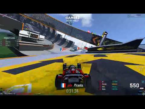 Gamers Assembly 2018 | Trackmania Fullspeed Grand final