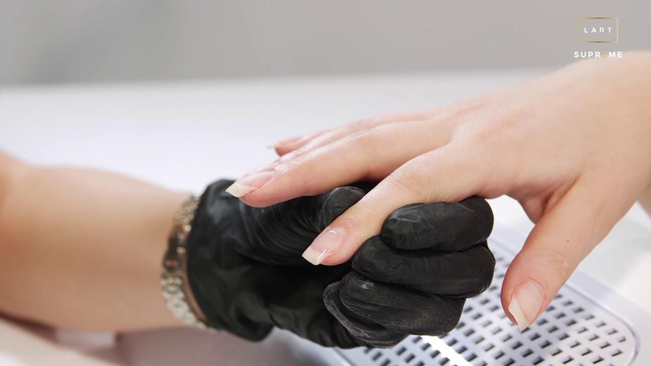 Manicure Tytanowy Lart Supreme Aplikacja Krok Po Kroku Szkolenie