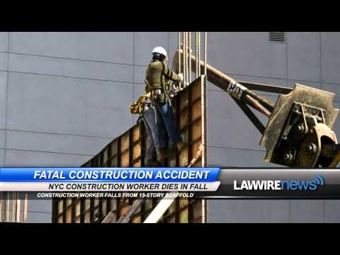 Fatal NYC Construction Accident | Law Wire News | September 2015