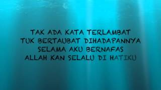 Lyrics Video   Taubat : NineBall