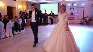 Первый свадебный танец 04.10.17 ресторан Арт холл Одесса