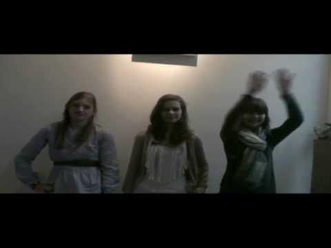 Manon, Claudia & Cynthia couldn't keep a secret