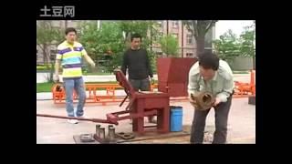 WT2-40 manual interlocking block machine/Linyi Wante Machinery