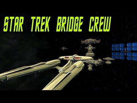 WARP SPEED! - STAR TREK Bridge Crew - Part 2