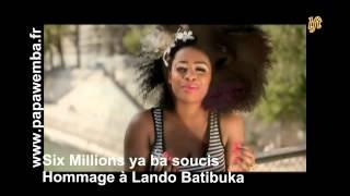 Papa Wemba - Six Millions Ya Ba Soucis (feat. Nathalie Makoma)