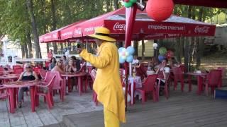 Пляжные вечеринки в Солнечногорске 2014 на озере Сенеж