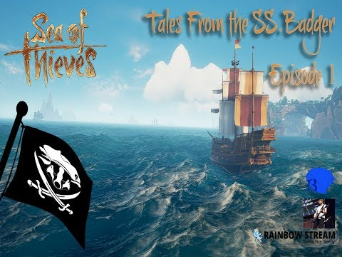 Sea Of Thieves Tales From the SS.Badger