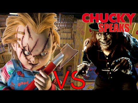 Chucky Speaks - Chucky vs Leprechaun! (Saint Patrick's Day Special)