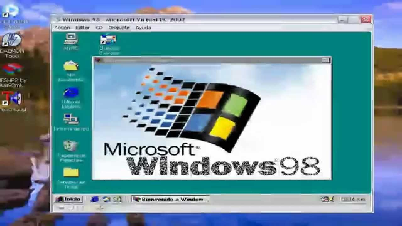 Descargar Windows 98 95 Me Windows Colletion Espanol 1 Link Mega