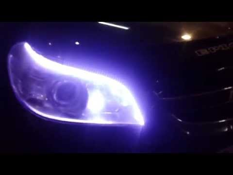 Сверхяркие реснички на Шевроле Эпика. Orioncars - Cмотреть видео онлайн с youtube, скачать бесплатно с ютуба