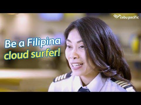 Be A Cebu Pacific Pilot!