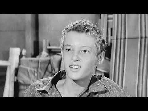 """Eddie Haskell & James Bond - """"face of a pig"""" 1958, 1967"""