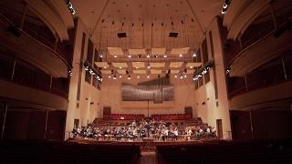LA PORTA ROSSA - Music by STEFANO LENTINI (feat. RAI National Symphony Orchestra)