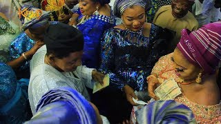 Nollywood Legends Attend Toyin Tomatos daughters wedding