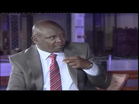 Jeff Koinange Live with Stanley Kamau - Ahadi kenya Trust