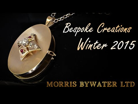 Bespoke Jewellery Slideshow: Winter 2015/16