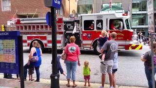 Safre 2015 fire truck parade