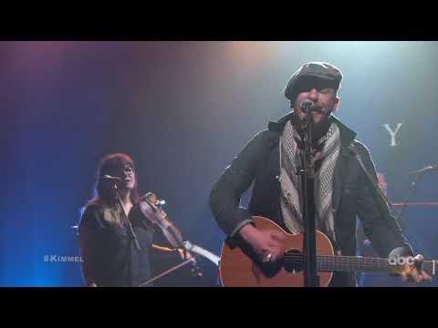 "Foy Vance - ""Moonshine"" (Jimmy Kimmel Live)"