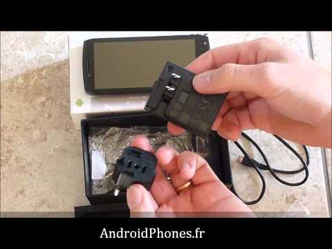 Acer Iconia Smart S300 - Unboxing