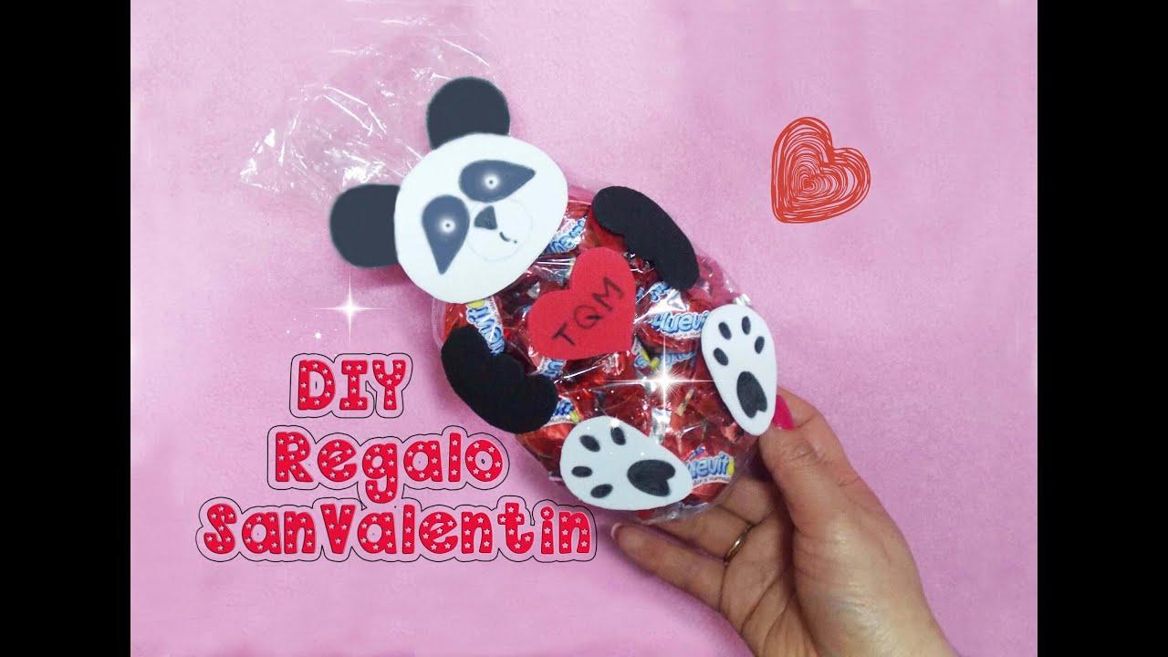 Diy regalo san valentin colaboraci n de amistad youtube - San valentin regalos ...