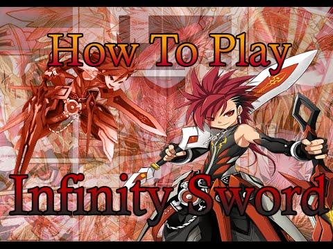 [Elsword]How To Play Infinity Sword