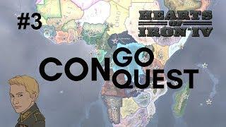 HoI4 - Modern Day - Congo Conquest - Part 3