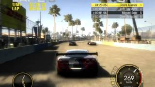 Grid 1 PC 2013 Gameplay HD5770 1GB