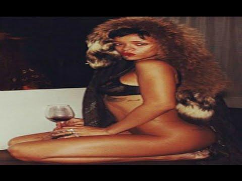 Rihanna Hot Pantless Pictures thumbnail