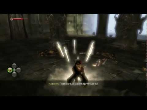 Let's Play Fable 2 Episode 26: Calavera, The Mace of Splash Damage