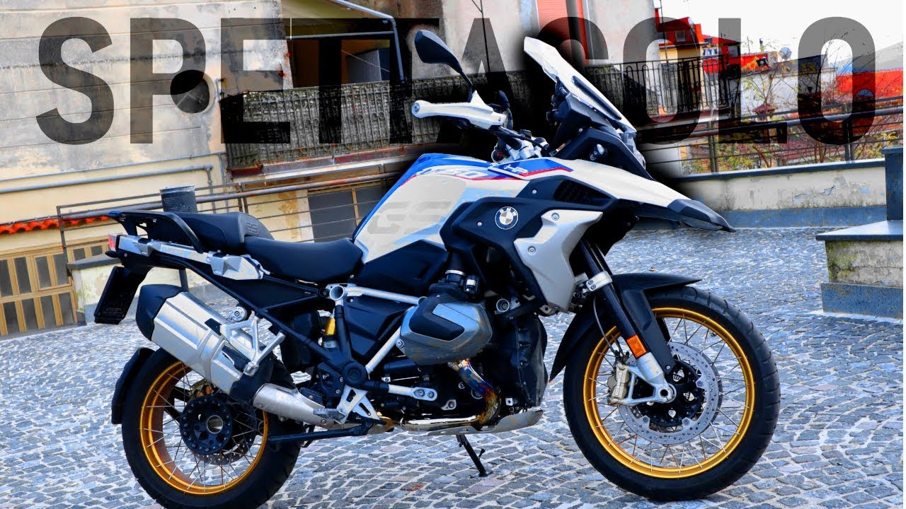 bmw r 1250 gs hp test ride incredibile ma youtube. Black Bedroom Furniture Sets. Home Design Ideas