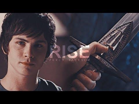 Percy Jackson || Rise