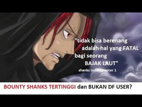 MENGEJUTKAN!!Harga BOUNTY SHANK Yang TERTINGGI dari semua YONKO