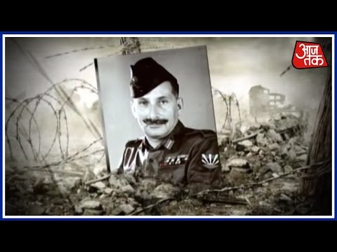 Vande Mataram | Story Of Field Marshal Sam Manekshaw | Oct. 16, 2016 | 10 PM