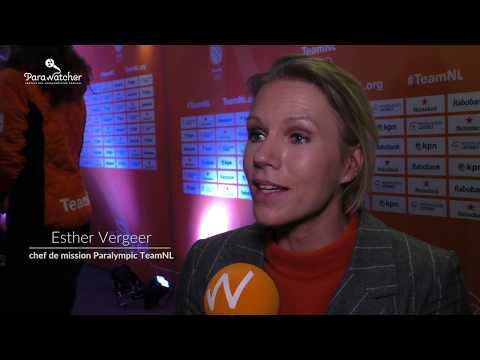 """Esther Vergeer: """"We willen Nederland verrassen"""""""