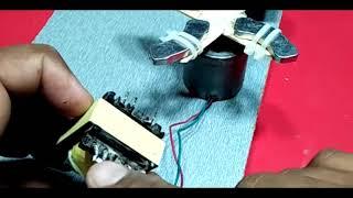 Магнитный БТГ генератор 220 вольт за 2 минуты, а вам слабо?