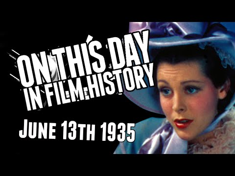 Becky Sharp And Technicolor - On This Day In Film History - June 13th