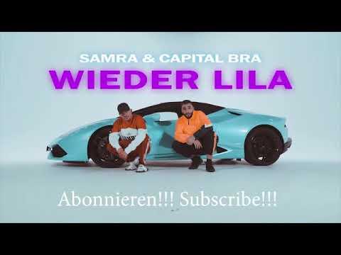 Samra feat Capital bra wieder Lila von Capital und Samra (1Stunde)