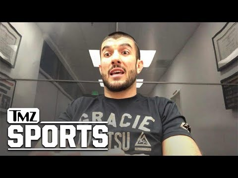 Brian Ortega 'Doing Much Better' After Holloway Loss, Coach Rener Gracie Says | TMZ Sports