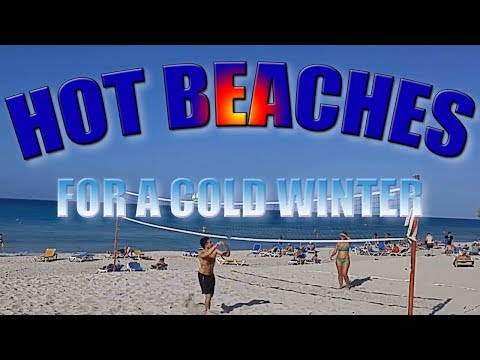 Hot Beaches For Your Winter Vacation