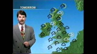 BBC Weather 6th June 1994  50th anniversary of D Day