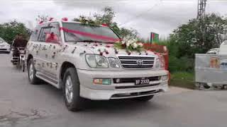 Barat pakistan.. hamza yaseen ch beautifull v weadding kallar syedan/
