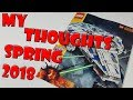 My Thoughts: A Flip Through The LEGO Spring 2018 Shop Catalog (New Series!)