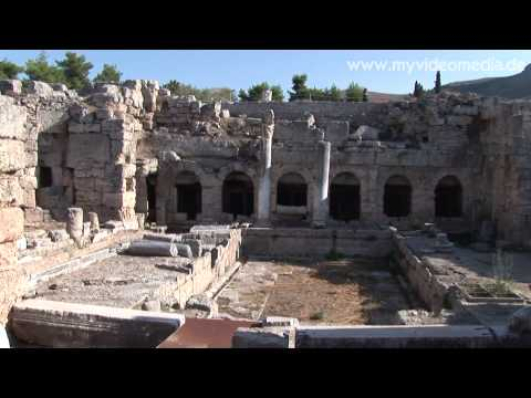 Ancient Corinth - Greece HD Travel Channel