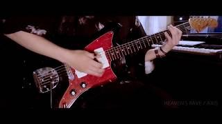 【ナナシス】HEAVEN'S RAVE ギターで弾いてみた。【AXiS】