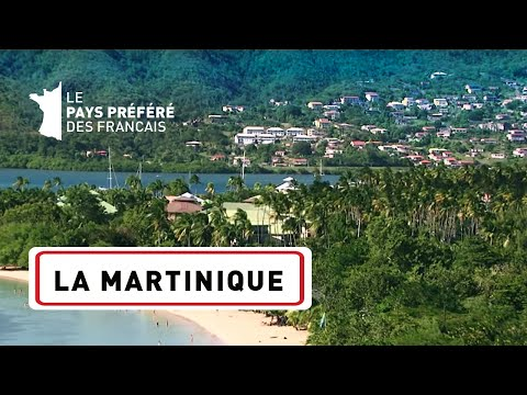 "LA MARTINIQUE - ""1000 Pays en un"" - Documentaire complet"