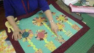 Intro To Applique (for Beginners)
