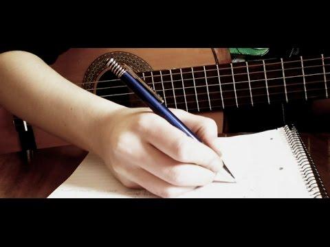 كيف تكتب أغنية بشكل احترافي مثل الأغاني الشهيرة ؟